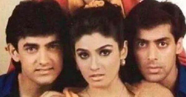This Throwback Picture From Andaz Apna Apna That Will Take You Back To The 90s