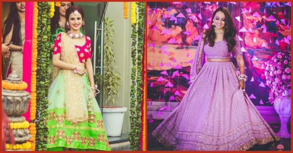 10 Brides And Their Lehengas Styles That'll Be All The Rage This Shaadi Season!