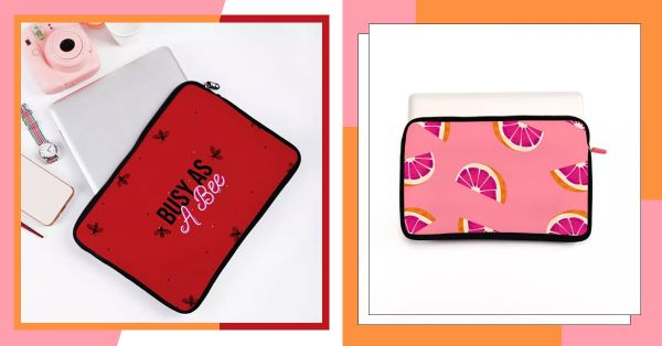 We Picked Out The Coolest Laptop Sleeves For The Sassy Girl!