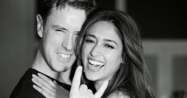 Ileana D'Cruz Finally Admits That She's Married And Madly In Love With Andrew Kneebone!