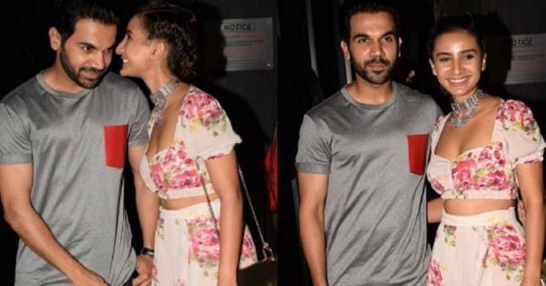 Rajkummar Rao's Girlfriend Patralekhaa Is So Stylish, We're Writing Her A *Prem Patra*