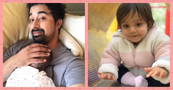 Rannvijay's Daughter Already Has 110K Followers & The Li'l Roadie Is Only A Year Old!