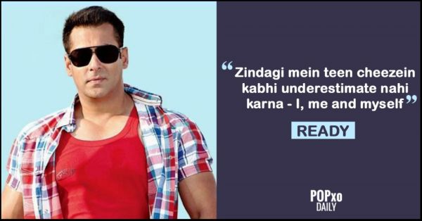 15 Dialogues Only Salman Khan Could've Pulled Off Because Bhai Ka Dum!
