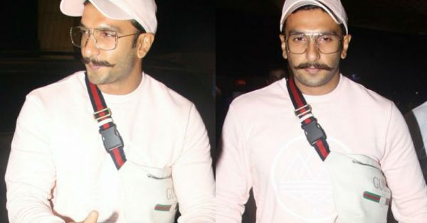 Ranveer Singh Shows Us The Only Way A *Bum Bag* Should Really Be Worn