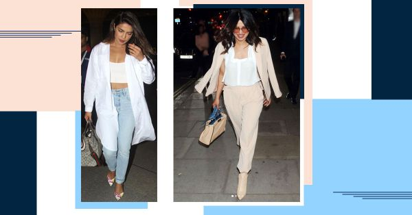 Priyanka Chopra Just Broke Character And Ditched Her Favourite Solid Heels For These Ones