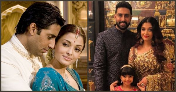 #MuhMeetha: Abhishek & Aishwarya To Make A Comeback After 8 Years With 'Gulab Jamun'