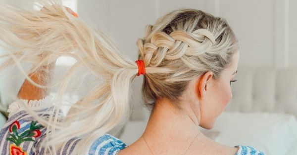#VideoOfTheDay: Learn How To Perfect A Waterfall Braid!