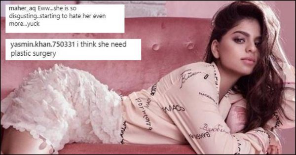 Suhana Khan Becomes The Target Of Trolls Once Again & The Hate Needs To Stop!