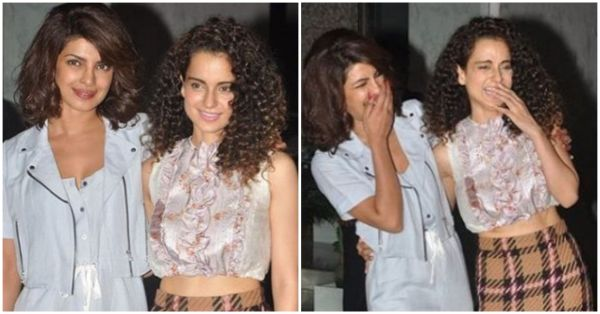 Kangana Ranaut Congratulating PC On Her Engagement Is Every Overexcited Bestie Ever