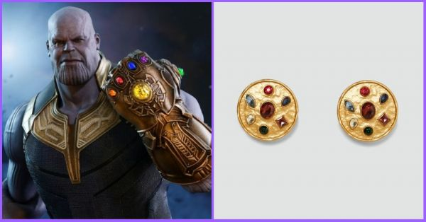 ZARA Stole Thanos' Infinity Stones 'Coz These New Earrings Scream Style Superpowers!