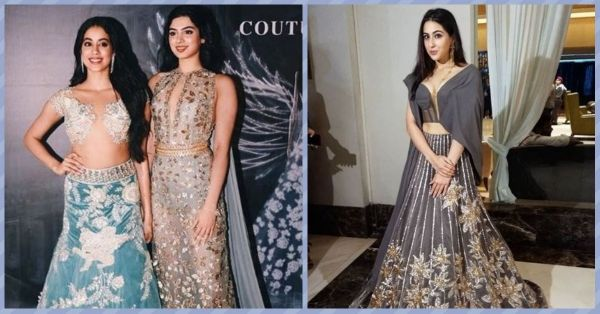 Celebs Glittered At Manish Malhotra's Show & It's All The Inspo You Need For Shaadi Season!