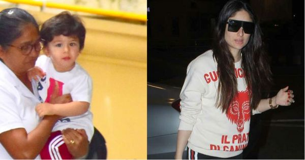 Bebo, Taimur Ali Khan Just Replaced You As Our Favourite Gym Bunny #SorryNotSorry