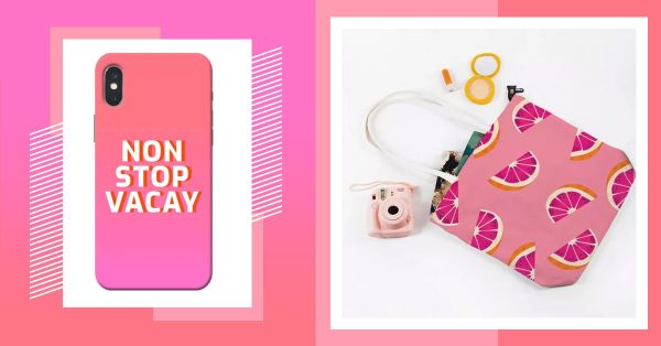These Accessories From POPxo Shop Are Perfect To Carry On Your Next Tropical Holiday!