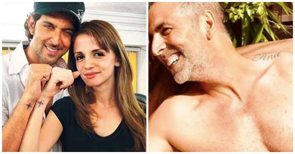 Thinking About Getting Inked For Love? Take A Cue From These Bollywood Celebrities