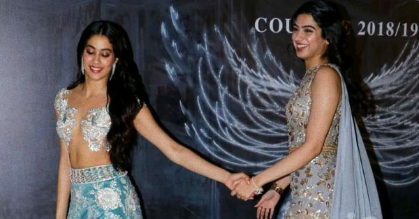Khushi Kapoor 'Borrowing' Her Sister Janhvi's Top For A Party Is Every Sister Ever!