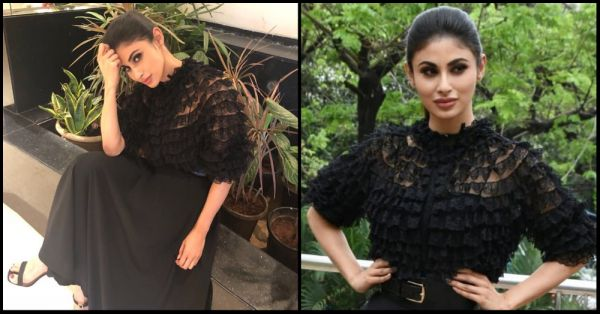 Mouni Roy Is Channeling Her Inner 'Naagin' Once Again And We're Bitten!