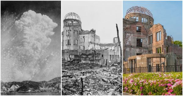 In Pics: We Take A Look Back At Hiroshima Bombing After 73 Years