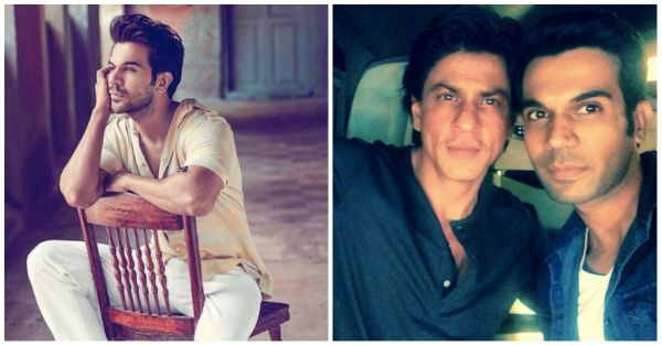 King Khan, Indeed: Rajkummar Rao Talks About His Struggle & How SRK Made Him Feel Special