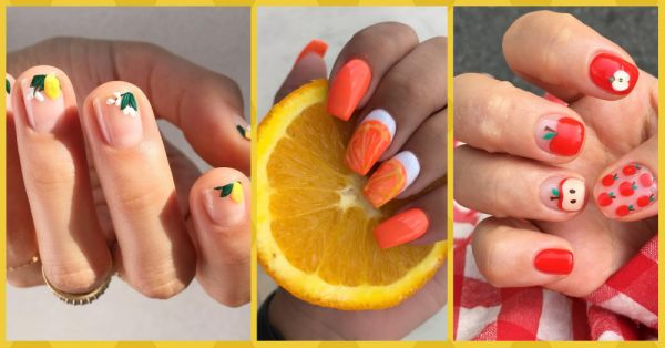 Feast Your Eyes With These Fruit Nail Art Designs That Are So Yummy!