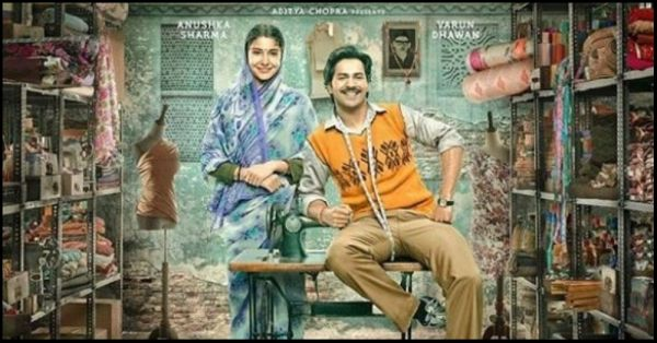 'Sui Dhaaga' Poster: Anushka Sharma & Varun Dhawan Are Tailor-Made For This Desi Flick!