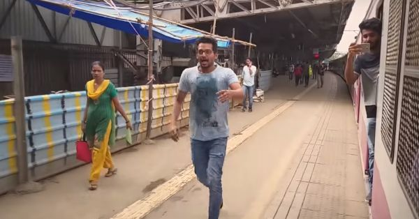 Kiki Is Trouble: Three Boys Punished For Dancing At A Railway Station In Maharashtra
