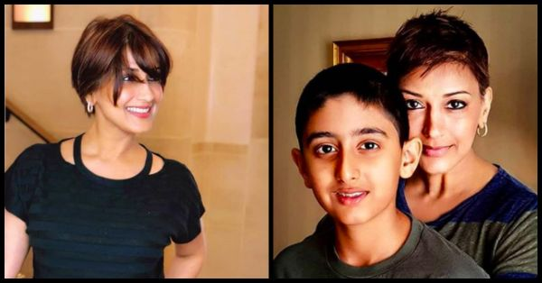 Sonali Bendre's Heartfelt Message On Her Son's 13th Birthday!