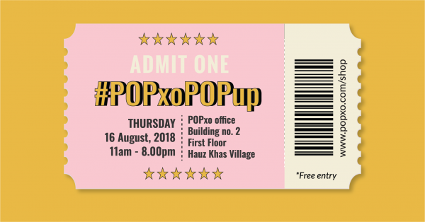 5 Reasons You Should Be At The #POPxoPOPup This Thursday!