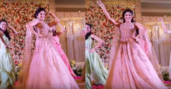 This Bride Danced On *Ek Do Teen* And We Bet It'll Make Madhuri Dixit Go, 'Peerrrfecttt'