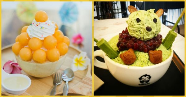 Heard Of Korean Shaved Ice? These Places Have The Best 'Bingsu' In Your Town