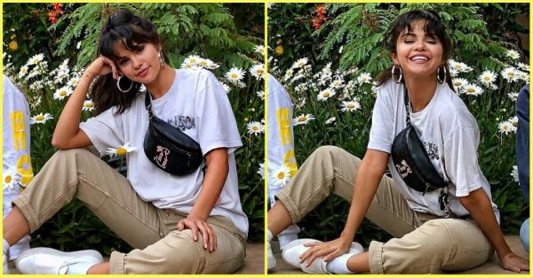 Selena Gomez's Bum Bag Is Making Us Go *Bum Diggy Diggy* In Style!