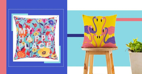 From Sequins To Fur, Here Are 9 Cute Cushion Covers You Cannot Resist Buying Right Away!