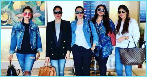 Kareena & Karisma's All-Girls Trip Will Make You Want To Pack Your Bags & Escape Reality!