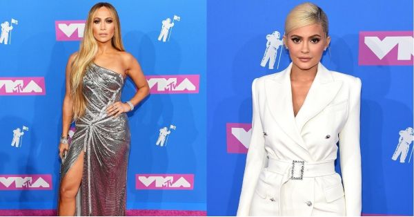 All The Big, Bold & Beautiful Fashion Moments From The MTV Video Music Awards 2018