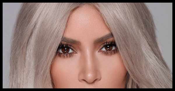 Kim Kardashian's Trick For Long Lashes Will Change Your Entire Makeup Game!