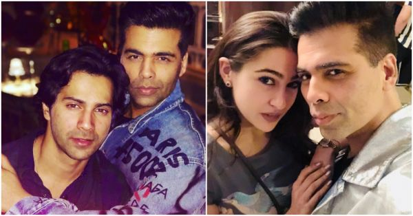 Karan Johar Slams Haters For Being Blamed For Promoting Nepotism In Bollywood