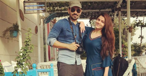 Aww... Abhinav Shukla's 2-Month Anniversary Wish For Wifey Will Make Your Hearts Flutter!
