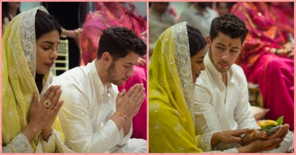 Priyanka's Mom Says Nick Jonas Actually Chanted All The Sanskrit Mantras & We're Impressed!