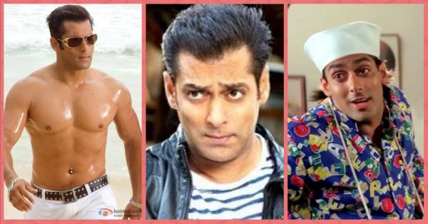 Prem Se, Prem Tak: 10 Times Salman Khan Nailed His Roles!