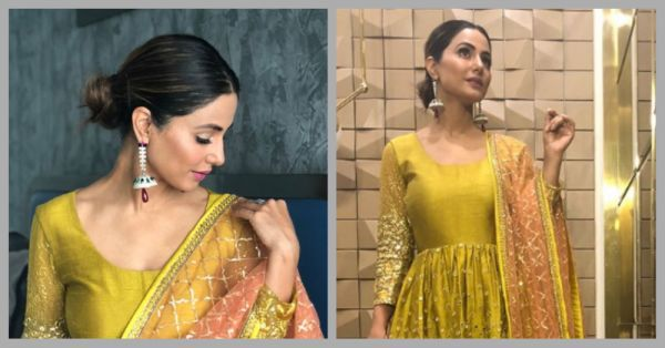 Hina Khan's Latest Desi Girl Look Is Making Us Go *Sharara, Sharara*