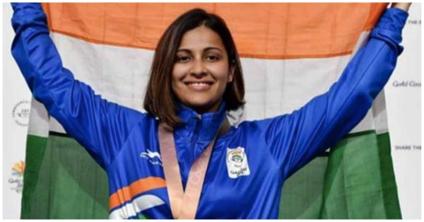 Proud Moment: Indian Shooter Heena Sidhu Wins Bronze Medal in Asian Games 2018