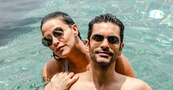 Turns Out The Rumours Were True! Neha Dhupia & Angad Bedi Just Shared The Biggest News On Instagram