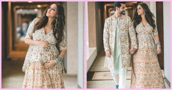 On Her Birthday, Neha Dhupia Talks About Motherhood, Pregnancy & Husband Angad Bedi