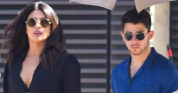 For The First Time After Their Roka, Nick & Priyanka Go On A Romantic Brunch Date