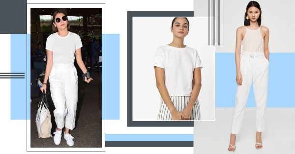 Anushka Sharma Wore A Bangin' All-White OOTD & You Can Do It Too!