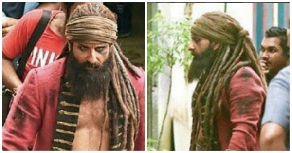 Leaked Pics: Saif Ali Khan Has Become A 'Hunter' & We Had Trouble Recognising Our Nawab!