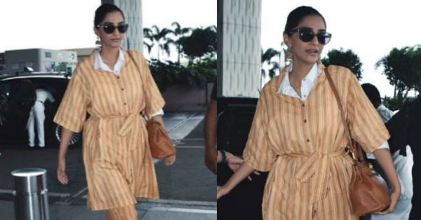 Yellow Yellow Get Me A Pillow 'Coz Sonam Kapoor Just Wore The Chicest PJs Ever!
