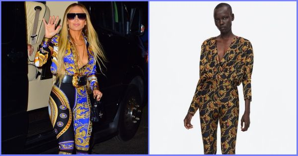Ahem Ahem! The New Zara Collection Is Heavily 'Inspired' By Versace