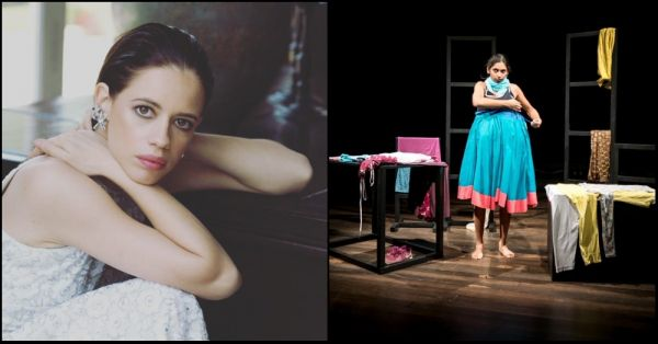 Kalki Koechlin Meets A Theatre Artist Who Performs Naked To Promote Gender Equality