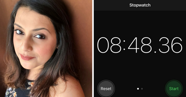 #ConfessionsOfABeautyJunkie: Here's How Long It Takes Me To Get Ready Every Morning!