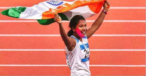 Against All Odds, Swapna Barman Makes History By Winning India's First Gold In Heptathlon!
